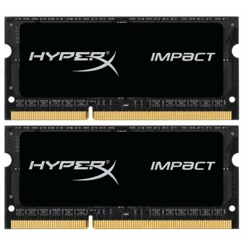 Оперативная память 4 ГБ 2 шт. HyperX HX321LS11IB2K2/8
