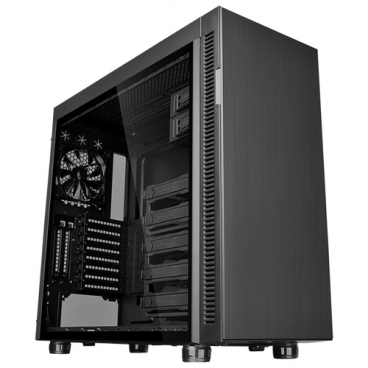 Компьютерный корпус Thermaltake Suppressor F51 TG CA-1E1-00M1WN-03 Black