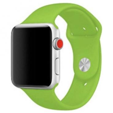 Karmaso Ремешок для Apple Watch 42 мм спортивный зеленый
