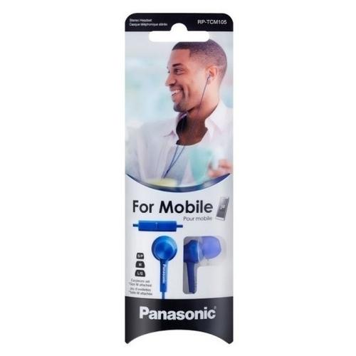 Наушники Panasonic RP-TCM105E