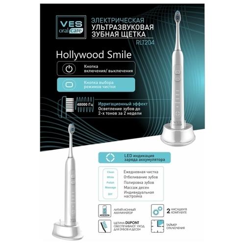 Электрическая зубная щетка VES RLT204