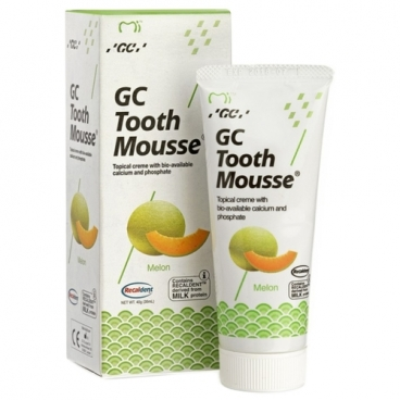 Зубной гель GC Corporation Tooth mousse, дыня