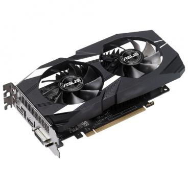 Видеокарта ASUS GeForce GTX 1050 1404MHz PCI-E 3.0 2048MB 7008MHz 128 bit DVI HDMI HDCP Dual OC V2