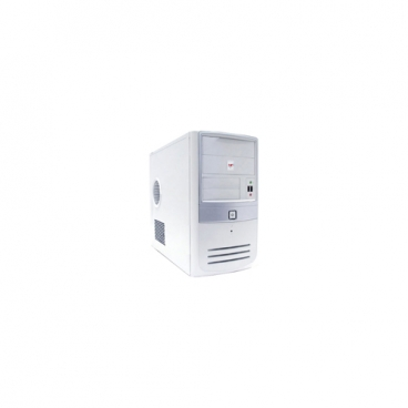 Компьютерный корпус IN WIN EMR003 350W White/silver