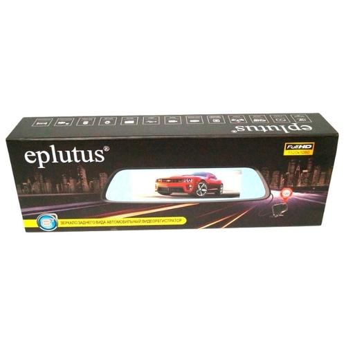 Видеорегистратор Eplutus D80, 2 камеры