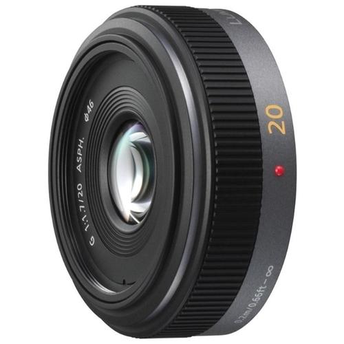 Объектив Panasonic 20mm f/1.7 (H-H020E)
