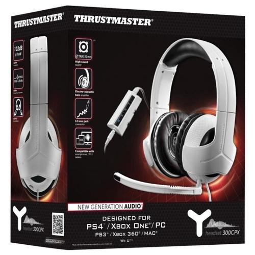 Компьютерная гарнитура Thrustmaster Y-300CPX