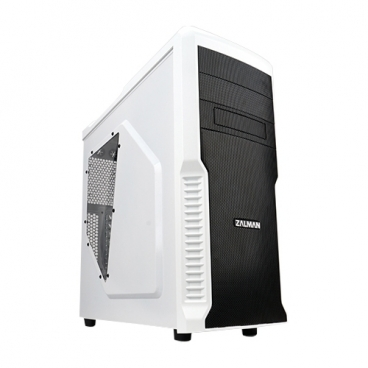 Компьютерный корпус Zalman Z3 Plus White