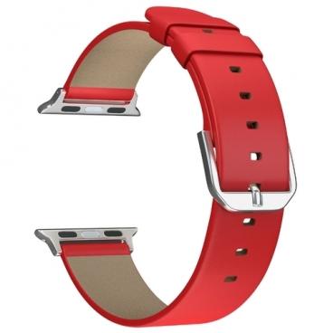 Lyambda Кожаный ремешок Mintaka для Apple Watch 42/44 mm