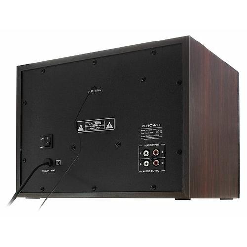 Компьютерная акустика CROWN MICRO CMS-3800