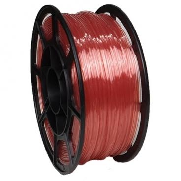 PETG пруток НИТ 1.75 мм розово-прозрачный