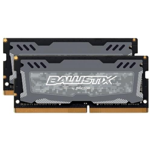 Оперативная память 4 ГБ 2 шт. Ballistix BLS2K4G4S26BFSD