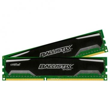 Оперативная память 8 ГБ 2 шт. Ballistix BLS2CP8G3D1609DS1S00CEU