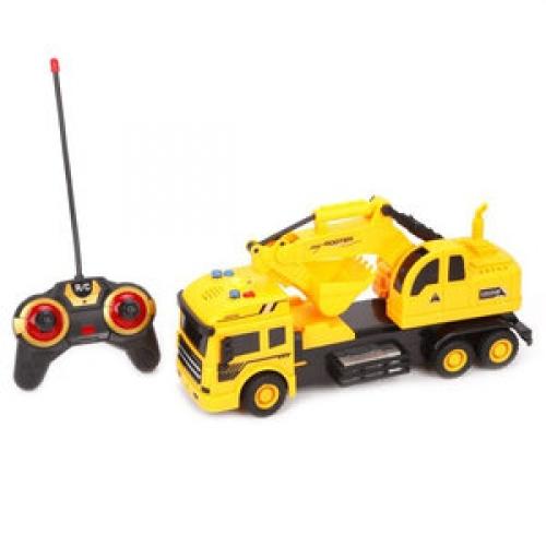 Машинка Наша игрушка 9868-F152B Грузовик с ковшом