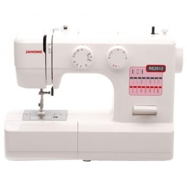 Швейная машина Janome RE-2512