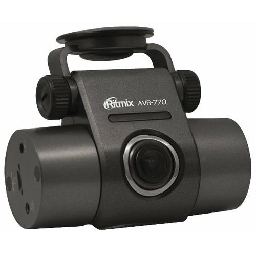 Видеорегистратор Ritmix AVR-770, 2 камеры, GPS