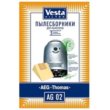 Vesta filter Бумажные пылесборники AG 02
