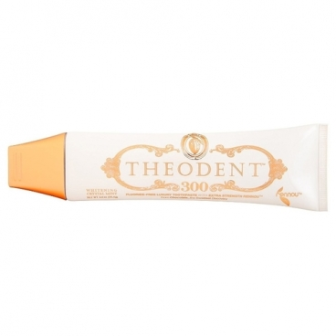 Зубная паста Theodent Whitening Crystal Mint