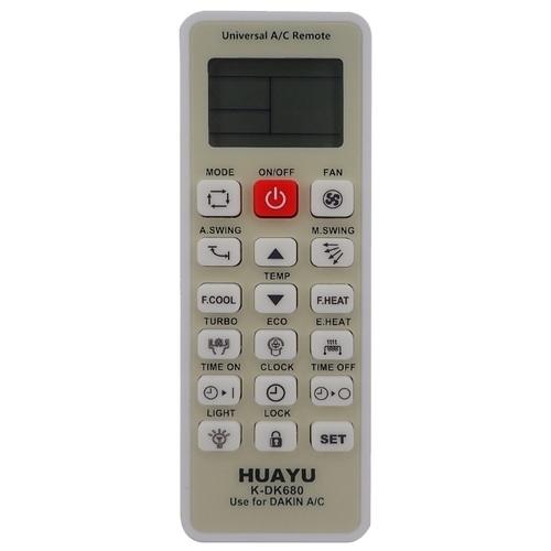 Пульт ДУ Huayu K-DK680 для кондиционера