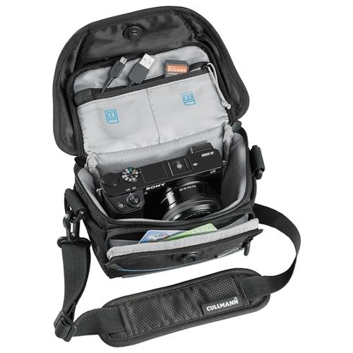 Сумка для фотокамеры Cullmann BOSTON Vario 200