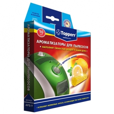 Topperr Ароматизатор Лимон AFS-Y