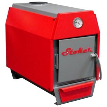 Твердотопливный котел Stoker АОТВ 16-Э 16 кВт одноконтурный
