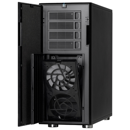 Компьютерный корпус Fractal Design Define XL R2 Black Pearl
