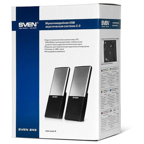 Компьютерная акустика SVEN 249