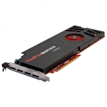 Видеокарта AMD FirePro V7900 725Mhz PCI-E 2.1 2048Mb 5000Mhz 256 bit