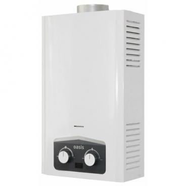 Проточный газовый водонагреватель Oasis Modern 28M