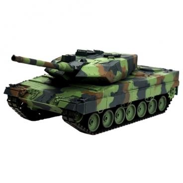 Танк Heng Long Leopard2 A6 (3889-1PRO) 1:16 50 см