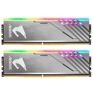 Оперативная память 8 ГБ 2 шт. GIGABYTE GP-AR32C16S8K2HU416R