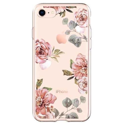 Чехол Spigen Liquid Crystal Aquarelle для Apple iPhone 7/iPhone 8 (054CS22619)