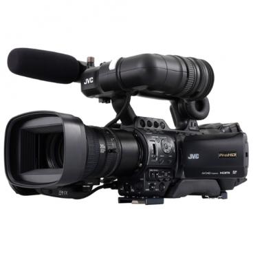 Видеокамера JVC GY-HM850E с объективом Fujinon x20