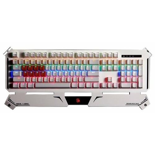 Клавиатура A4Tech B740 Silver USB
