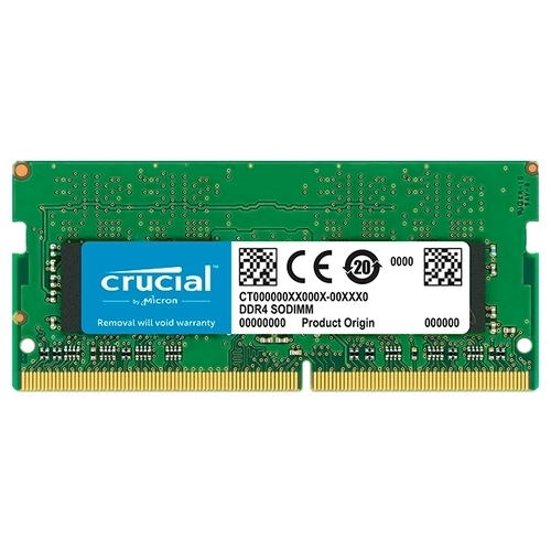Оперативная память 4 ГБ 1 шт. Crucial CT4G4SFS8266