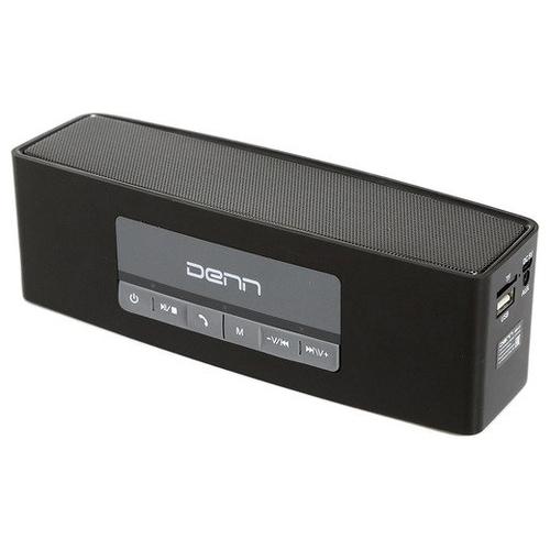 Портативная акустика DENN DBS221