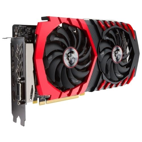 Видеокарта MSI Radeon RX 570 1268Mhz PCI-E 3.0 4096Mb 7000Mhz 256 bit DVI 2xHDMI HDCP Gaming