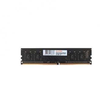 Оперативная память 8 ГБ 1 шт. Qumo QUM4U-8G2400CC16