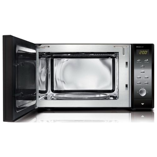 Микроволновая печь Caso MCG 25 chef black