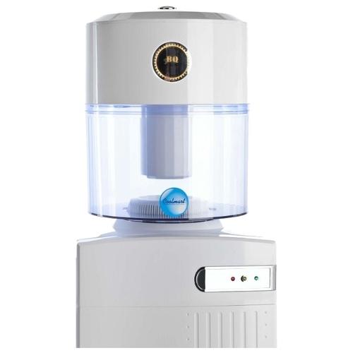 Фильтр диспенсер настольный Coolmart СМ-101-PCA Dispenser трехступенчатый