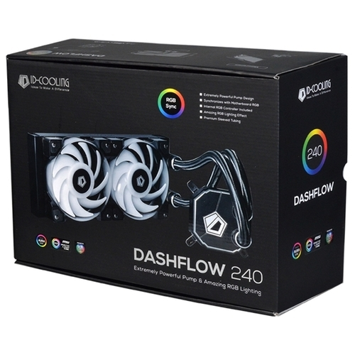 Кулер для процессора ID-COOLING DASHFLOW 240