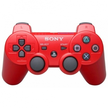 Геймпад Sony Dualshock 3 Deep Red