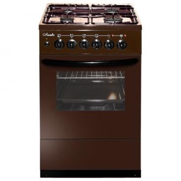 Плита Лысьва ЭГ 404 М2С коричневый