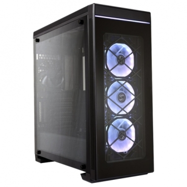 Компьютерный корпус Lian Li Alpha 550X Black