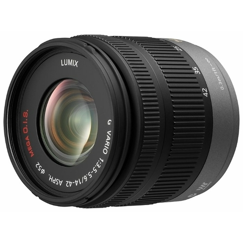 Объектив Panasonic 14-42mm f/3.5-5.6 Aspherical (H-FS014042E)