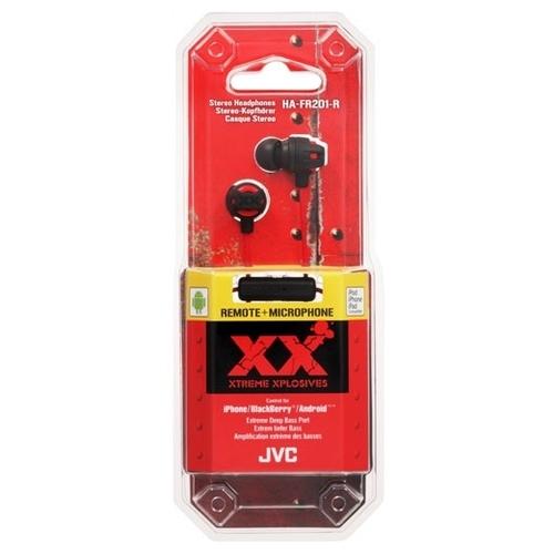 Наушники JVC HA-FR201