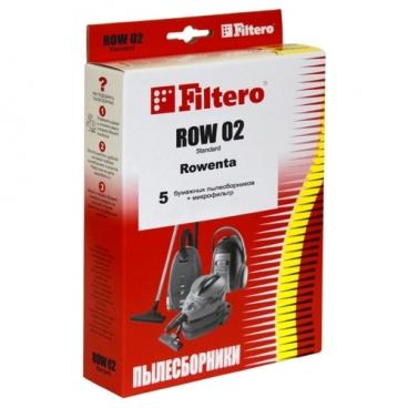 Filtero Мешки-пылесборники ROW 02 Standard