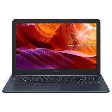 "Ноутбук ASUS VivoBook X543UB-DM1169 (Intel Pentium 4417U 2300 MHz/15.6""/1920x1080/4GB/256GB SSD/DVD нет/NVIDIA GeForce MX110/Wi-Fi/Bluetooth/)"