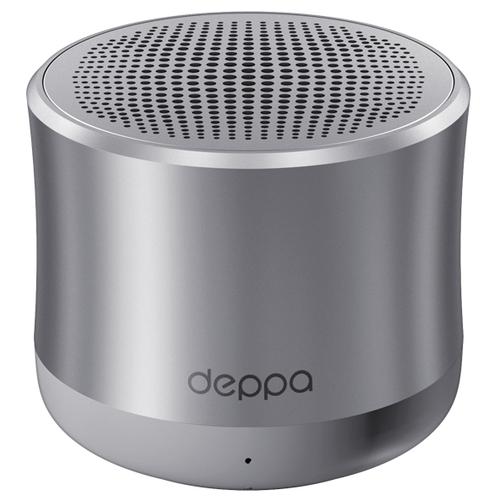 Портативная акустика Deppa Speaker Alum Solo